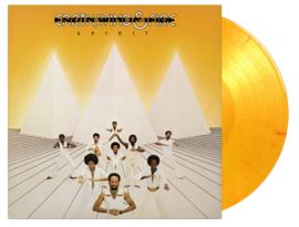 Earth , Wind & Fire Spirit LP - Yellow Vinyl-