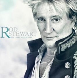 Rod Stewart The Tears Of Hercules LP - Green Vinyl-