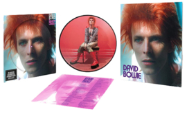David Bowie Space Oddity LP -Picture Disc-