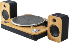 Stir It Up Draaitafel Wireless + Duo Speakers + Gratis Plaat naar keuze