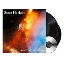Steve Hackett Surrender OF Silence 2LP + CD