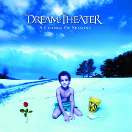 Dream Theater A Change Of Season 2LP