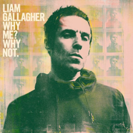 Liam Gallagher Why Me? Why Not LP