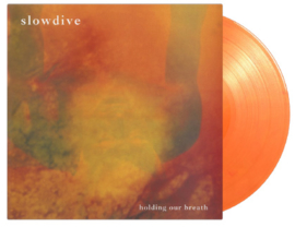 Slowdive Holding Our Breath LP -Flaming Vinyl-