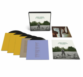 George Harrison All Things Must Pass 180g Deluxe 5LP Box Set