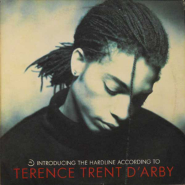 Terence Trent D'arby Introducing the hardline according to Terence Trent D'Arby LP