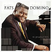 Fats Domino 40 Greatest Hits 2LP