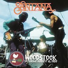 Santana Woodstock LP