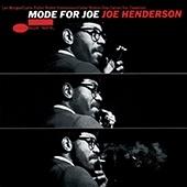 Joe Henderson - Mode For Joe LP - Blue Note 75 Years-