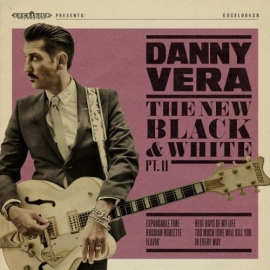 Danny Vera New Black And White PT.II CD