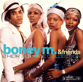 Boney M Their Ultimate Collection LP