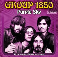 Group 1850 Purple Sky - The Complete Works And 8CD