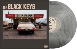 The Black Keys Delta Kream 2LP - Smokey Marbled Vinyl- +  Tasje