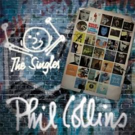 Phil Collins The Singles 4LP