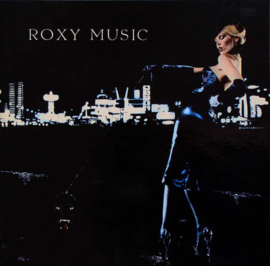 Roxy Music For Your Pleasure LP 180g -- Half Speed Mastered-