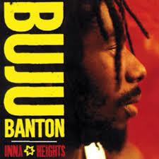 Buju Banton Inna Heights LP