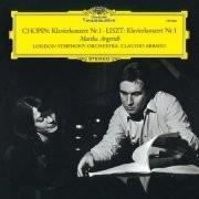 CHOPIN & LISZT CONCERTO NO. 1 180g LP
