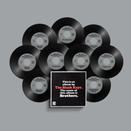 The Black Keys Brothers 7' -Boxset-