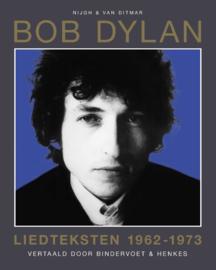 Bob Dylan Liedteksten 1962-1973 Boek