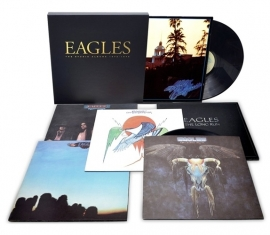 The Eagles - Complete Studio Albums 1972 - 1979 HQ 6LP Box