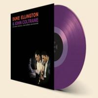 Duke Ellington & John Coltrane Duke Ellington & John Coltrane Lp Purple Vinyl-