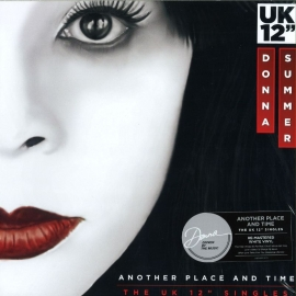 Donna Summer - Another Place And Time The UK singles 5LP - White Vinyl-