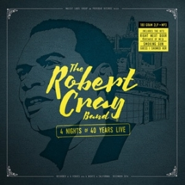 The Robert Cray Band 4 Nights of 40 Years Live 180g 2LP