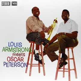 Louis Armstrong & Oscar Peterson Louis Armstrong Meets Oscar Peterson 180g LP