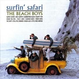 The Beach Boys Surfin' Safari HQ LP -Mono