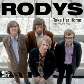 Ro-D-Ys - Take Her Home HQ 2LP
