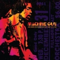 Jimi Hendrix Machine Gun 2LP