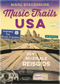 Music Trails USA Boek
