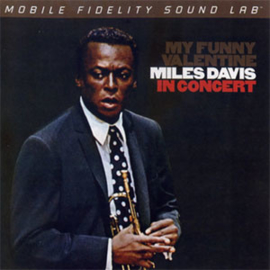 Miles Davis My Funny Valentine Miles Davis In Concert Numbered Limited Edition 180g LP