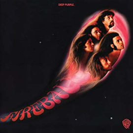 Deep Purple Fireball LP -Purple Vinyl-