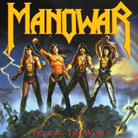 Manowar Fighting The World LP