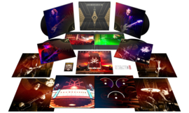 Soundgarden Live From The Artists Den 4LP + 2CD + Blu-Ray  - Super Deluxe Box Set-