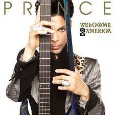 Prince Welcome 2 America CD