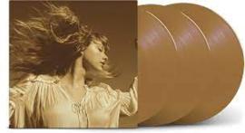 Taylor Swift Fearless (Taylor's Version) 3LP -Gold Vinyl-
