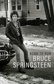 Bruce Springsteen Born To Run Boek - Engelse Versie-