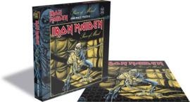 Iron Maiden Piece Of Mind Puzzel