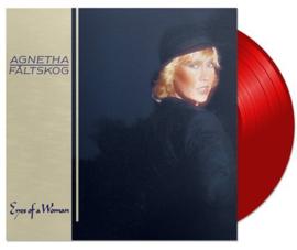 Agnetha Faltskog  Eyes Of A Woman LP - Red Vinyl-