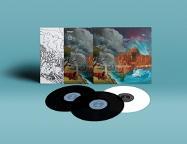 Damien Jurado Visions Of Us On The (limited 3lp)