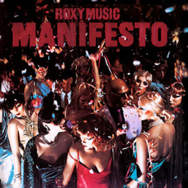 Roxy Music Manifesto LP 180g