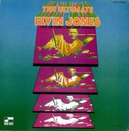 Elvin Jones - The Ultimate LP - Blue Note 75 Years -.
