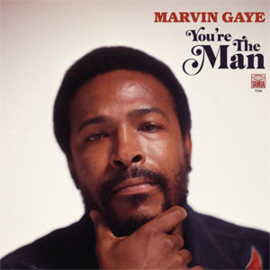 Marvin Gaye You're The Man 2LP