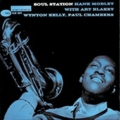 Hank Mobley - Soul Station LP - Blue Note 75 Years