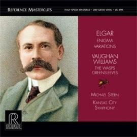 Elgar & Vaughan - Enigma Variations HQ 45rpm 2LP