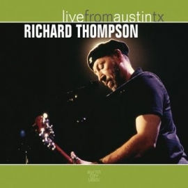 Richard Thompson - Live From Austin Tx 2LP