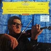 BEETHOVEN CONCERT FOR VIOLIN & ORCHESTRA 180g LP