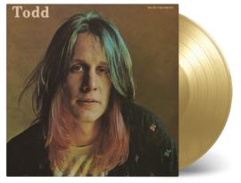 Todd Rundgren Todd 2LP - Gold Vinyl-